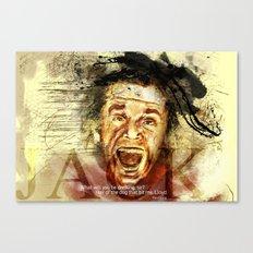 jack torrance Canvas Print