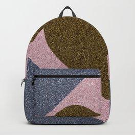 Valentine Glitter Hearts Backpack
