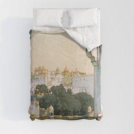 Yoshida Hiroshi - Castles In Udaipur - Digital Remastered Edition Comforters