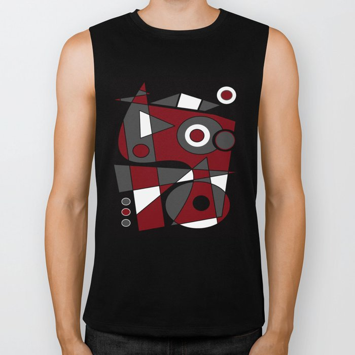 Abstract #185.2 Biker Tank