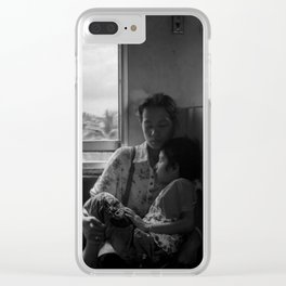 Safe Clear iPhone Case