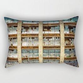 Broken Glass 3 Rectangular Pillow
