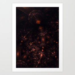AMP 08. Human Love Art Print