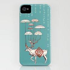 Rain Deer Slim Case iPhone (4, 4s)