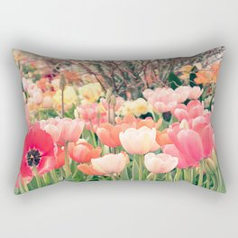 Hello Spring! Rectangular Pillow