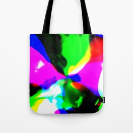 Melting Color Tote Bag