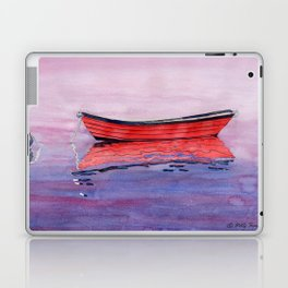 Red Dory Reflections Laptop & iPad Skin