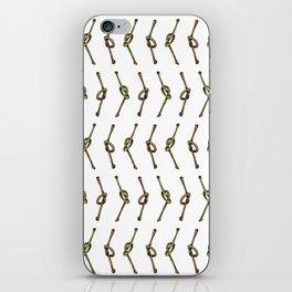 Good Kisser iPhone Skin
