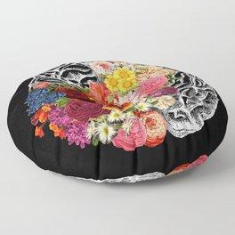 Love Your Brain Floor Pillow