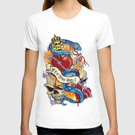Fearless soul T-shirt