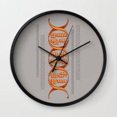 Gaming DNA Wall Clock