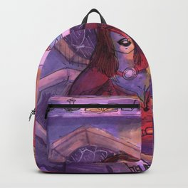 vampire lady Backpack