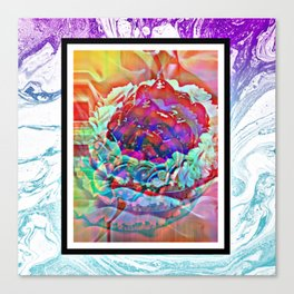 Strawberry Pie Canvas Print