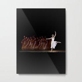 dance in motion - 147… Metal Print