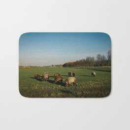 Groningen, The Netherlands Bath Mat