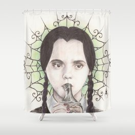 I Hate Everything Shower Curtain