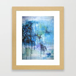 L.L. Cool Drip  Framed Art Print