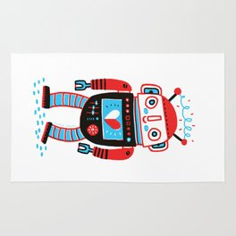Your Robot Friend. Rug