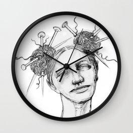 BlarneYarn Wall Clock