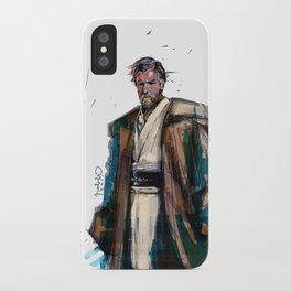 Obi-Wan Kenobi iPhone Case