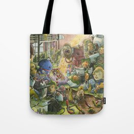 Chocolate Factory Tote Bag