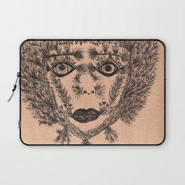 The Cacti Girl Laptop Sleeve