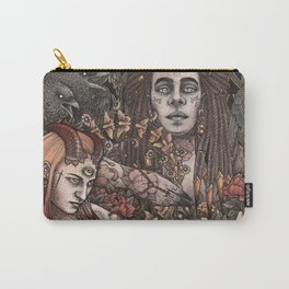 Demons In Colour Carry-All Pouch