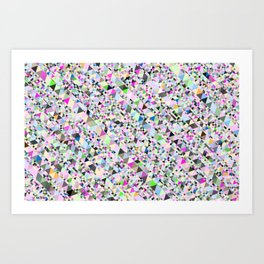 I WONDER HOW LONG I CAN HOLD REALITY LIKE THIS. Art Print