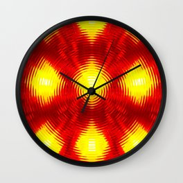 New Directions #2 Wall Clock