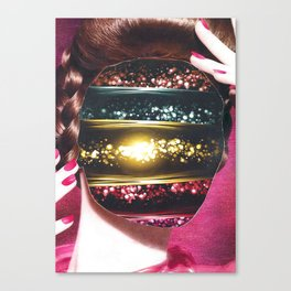 Faceless Series No.2 Canvas Print