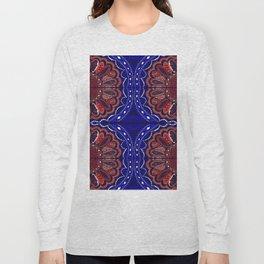 Patriotic Bandanna Long Sleeve T-shirt