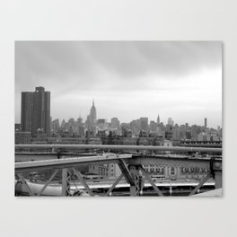 Urban Jungle - NYC Skyline Canvas Print