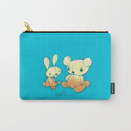 I like doing stuff with you  Carry-All Pouch