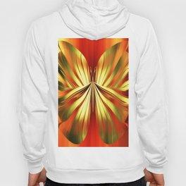 Butterfly gold Hoody