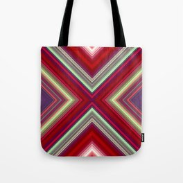 Electronic Ruby Tote Bag