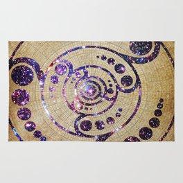 The Harmonious Circle  Rug