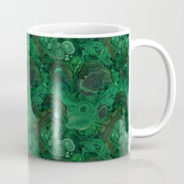 malachite Coffee Mug