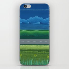 Get Your Shit Together, Nature iPhone Skin