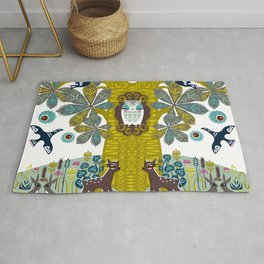 The Horse Chestnut {Day} Rug