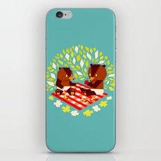 picknick bears iPhone & iPod Skin