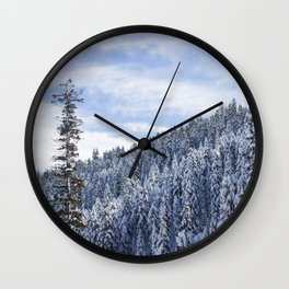 Sierra Nevada Wall Clock