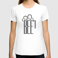 beer T-shirts featuring Beer by parallelish