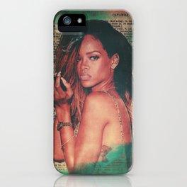 RiRi iPhone Case