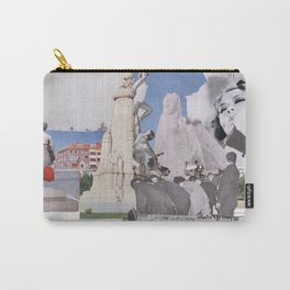 The Residents of the Monument Carry-All Pouch
