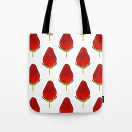 It's Strawberry Time Tote Bag