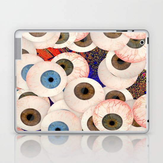 YEUX Laptop & iPad Skin