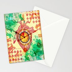 Clock's ticking... Stationery Cards