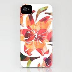 Lilium 02 iPhone (4, 4s) Slim Case