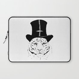 Big Cat in the Hat Laptop Sleeve
