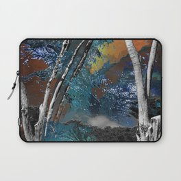 Light in the Wilderness Laptop Sleeve